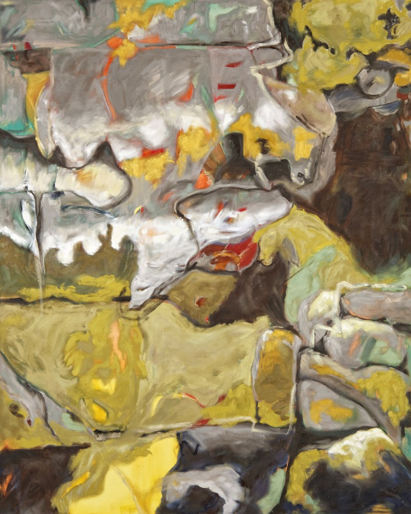 Looking at the Overlooked by barbra edwards, Canadian abstract artist on Pender Island, BC