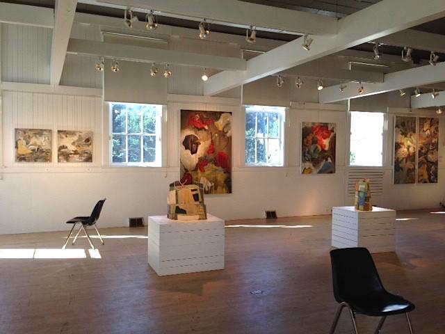 easter exhibition on salt spring island artist barbra edwards