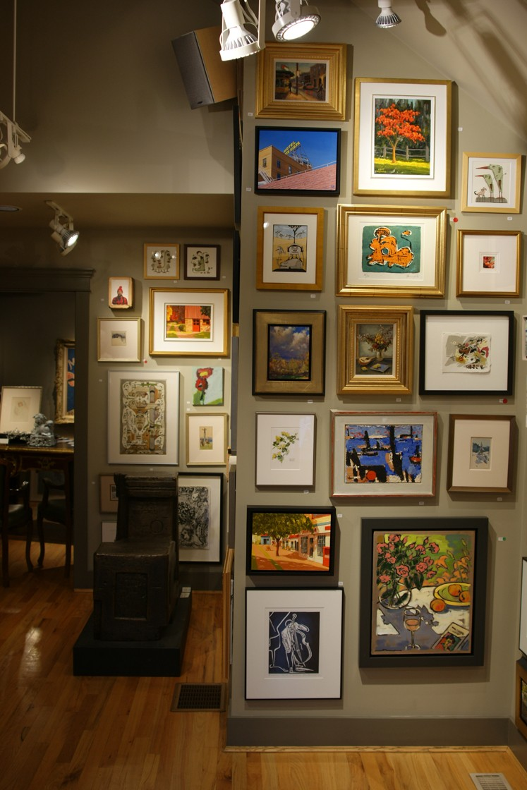 Winchester Galleries winter exhibition 2015