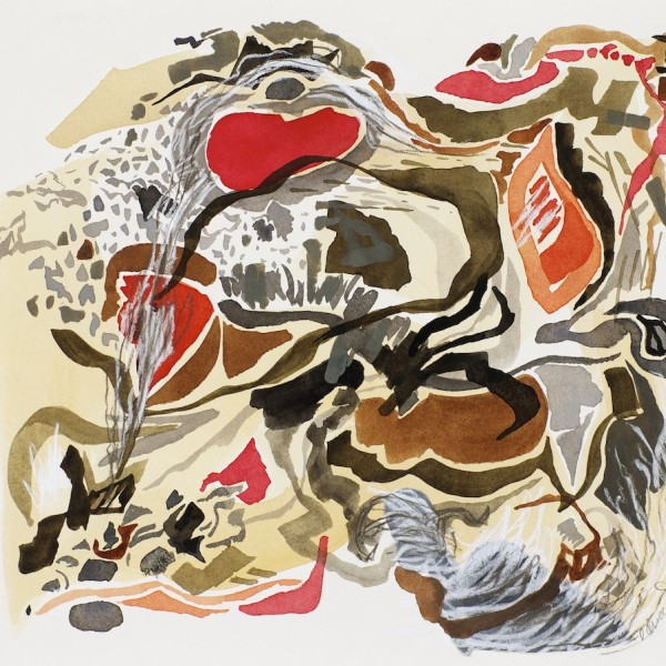 cat's cradle by west coast artist barbra edwards, pender island, bc