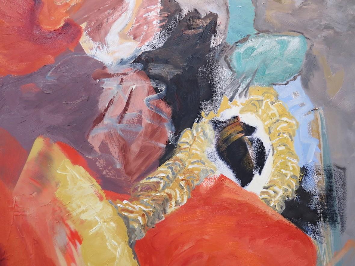 detail_Beautiful_World_oil_artist_barbra_edwards_pender_island