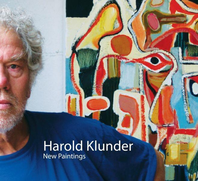 Canadian artist Harold Klunder visits Barbra Edwards West Coast studio